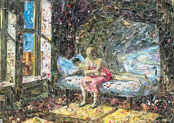 Vik-Muniz-classical-painting-5