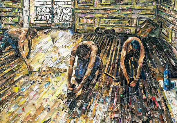 Vik-Muniz-classical-painting-9